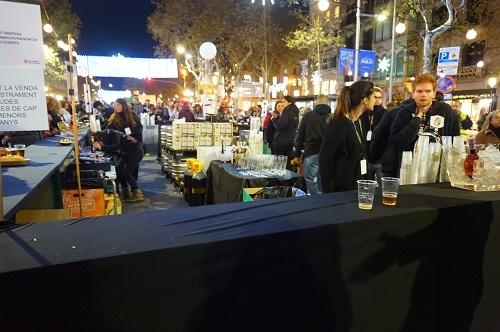 バルセロナ夜 (1)