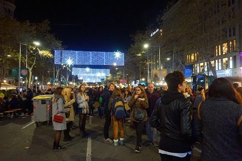 バルセロナ夜 (3)