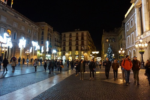 バルセロナ夜 (13)