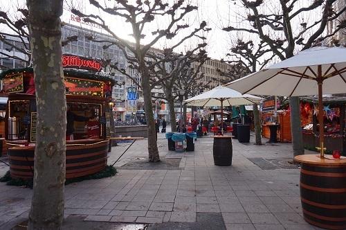 フランクフルトのクリスマスマーケット (1)
