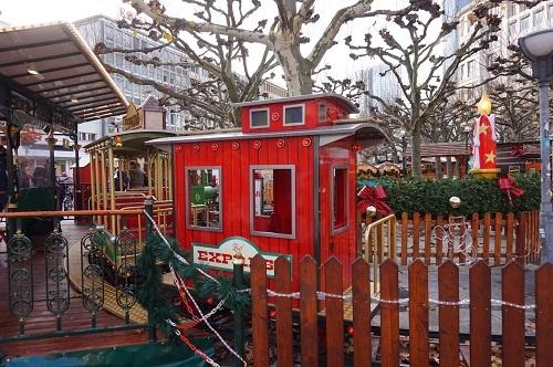 フランクフルトのクリスマスマーケット (2)