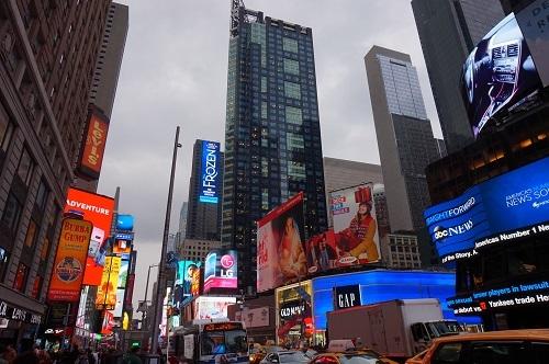 ニューヨーク街歩き2 (1)