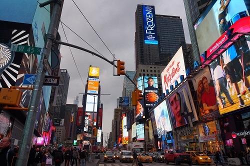 ニューヨーク街歩き2 (3)
