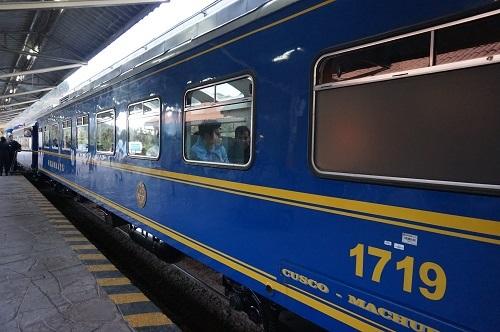 ポロイ駅→マチュピチュ村へ (4)