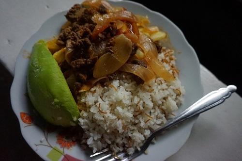 クスコご飯 (4)