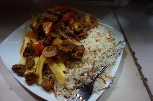 クスコご飯 (3)