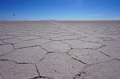 ウユニ乾燥地帯 (6)