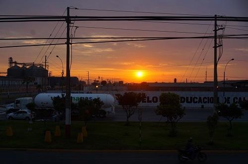 チリからペルーへ (14)