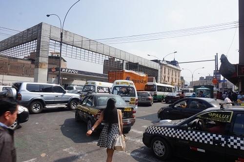リマ旧市街 (1)