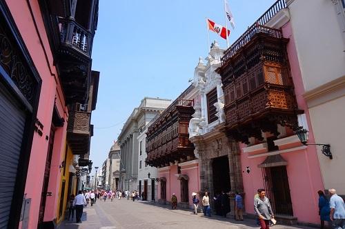 リマ旧市街 (21)