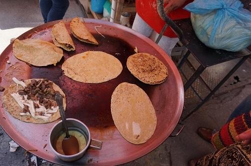 メキシコ的な食べ歩き (3)