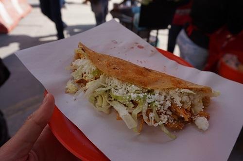 メキシコ的な食べ歩き (4)