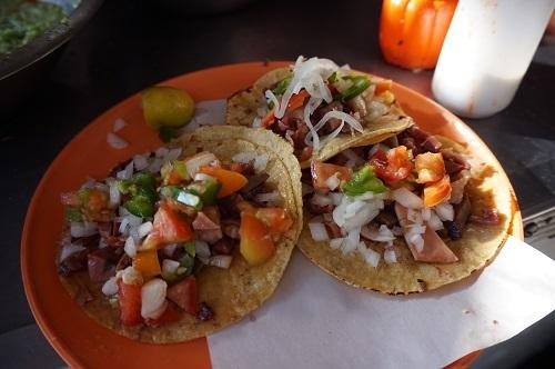メキシコ的な食べ歩き (8)
