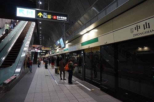 台北→日本へ (2)
