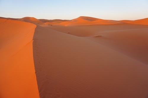 自然系サハラ砂漠 (3)