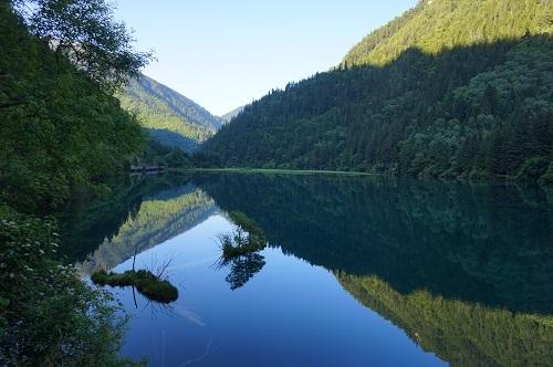 自然系九寨溝と黄龍 (3)
