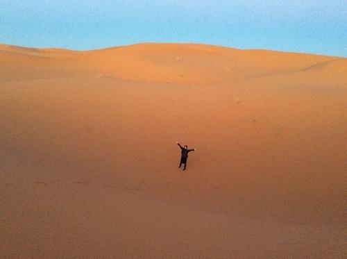 自然系サハラ砂漠 (1)