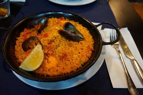 食べ物スペイン (1)