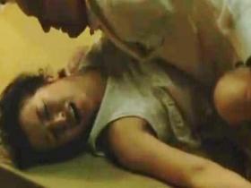【お宝濡れ場】鈴木京香が映画「血と骨」でビートたけしにレ〇プされる衝撃的で羨ましい映像