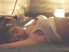 【濡れ場】前田敦子 美乳の盛り上がりがエロい!!テントの中で幸せそうにエッチしちゃう