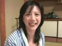 【お宝】小林ひとみ レアなインタビューシーンと熟女の色気がハンパない激エロオナニー