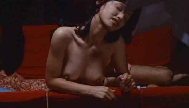 竹井みどり(女優濡れ場)映画「キャバレー日記」歌舞伎町のキャバレーで巨乳オッパイを揉まれセックスされる濡れ場。(※動画あり)
