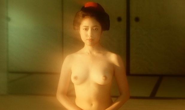 宮本真希 ヌード 宮本真希(女優濡れ場)映画「おもちゃ」で浴場でピンク乳首 ...