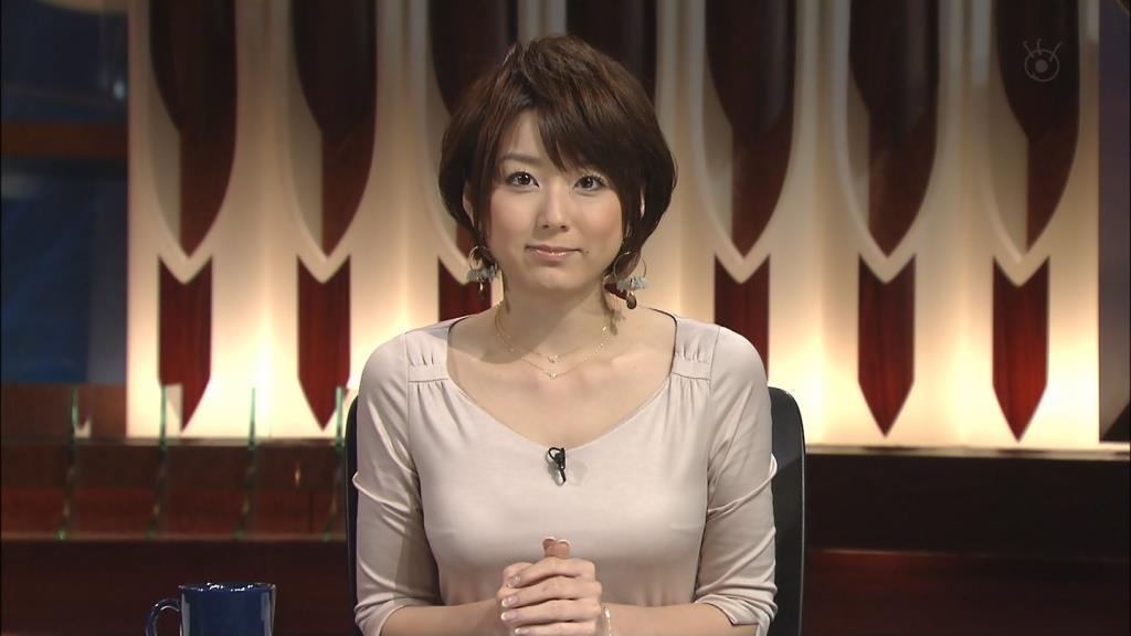 秋元優里アナのパンツ丸見えとお乳からチクビ出しで抜く俺がいる。(厳選えろ写真46枚)(永久保存版)