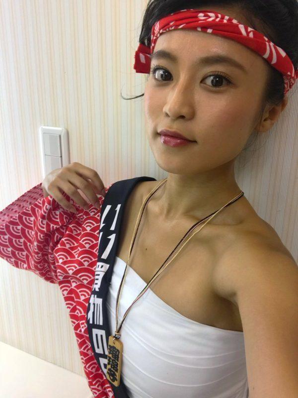関ジャニ村上に揉まれて美巨乳化進行中の小島瑠璃子のお乳を抑え付けてるサラシが悲鳴を上げてる。(※写真20枚あり)
