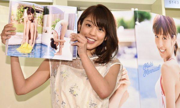 岡副麻希アナが処女オカズ写真集の実用性に自信満々「セント・フォースだし1010点」。(※画像あり)