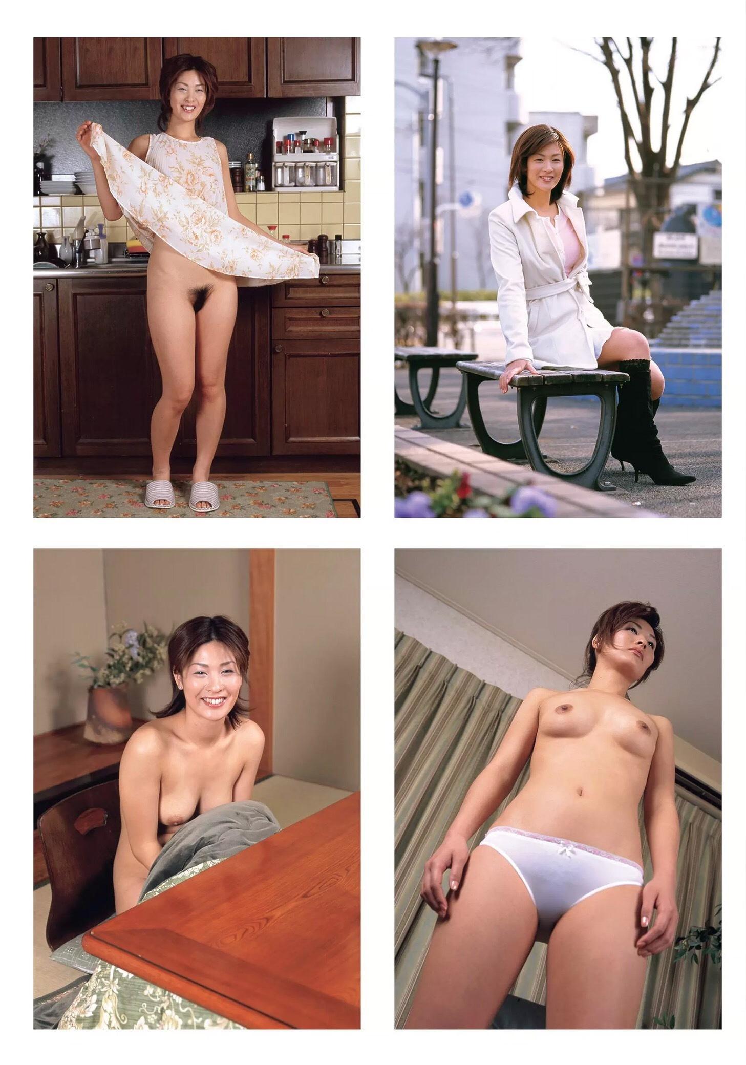 富士出版 無修正ヌード 人妻熟女達が富士出版で魅せる「絹肌八人」ヘアヌード - 素人 ...