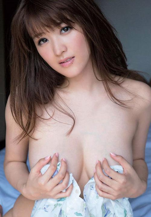 葉加瀬マイのGカップ完熟美巨乳おっぱい14