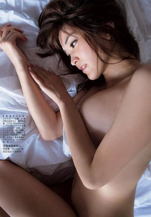 葉加瀬マイのGカップ完熟美巨乳おっぱい15