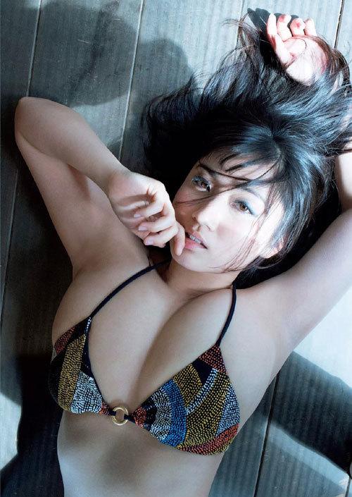 紗綾のまだまだ成長途上の巨乳おっぱい11