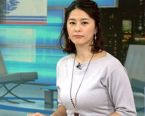 【女子アナキャプエロ画像】『サタデースポーツ』杉浦友紀(34)のすっごい着衣巨乳が気になるwww