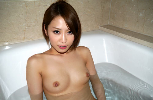お風呂でお姉さんのおっぱいを揉みたい5
