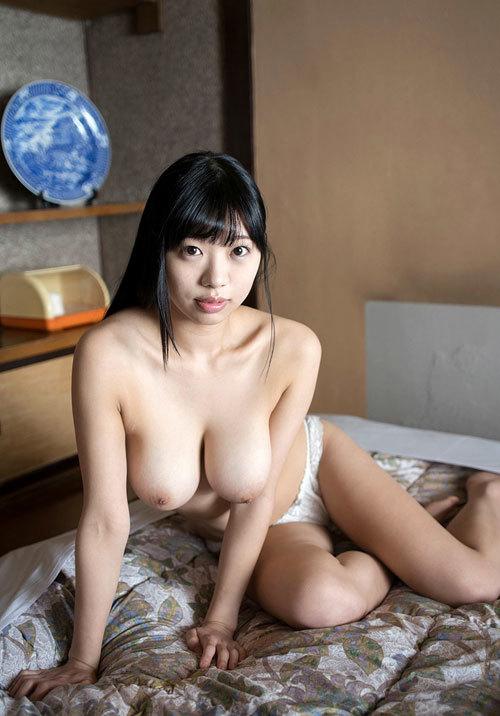 桐谷まつりのHカップ天然美巨乳おっぱい10