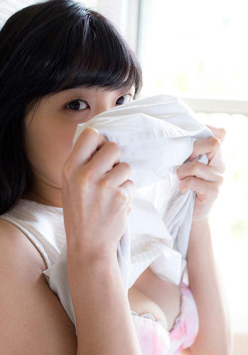 桐谷まつりのHカップ天然美巨乳おっぱい47