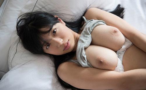 桐谷まつりのHカップ天然美巨乳おっぱい87