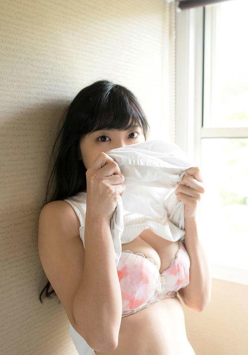桐谷まつりのHカップ天然美巨乳おっぱい106