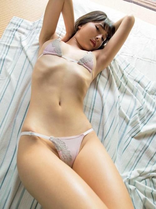 【川崎あや(お嬢様)の上品でスレンダーなお股お尻お乳に胸キュン】画像65枚
