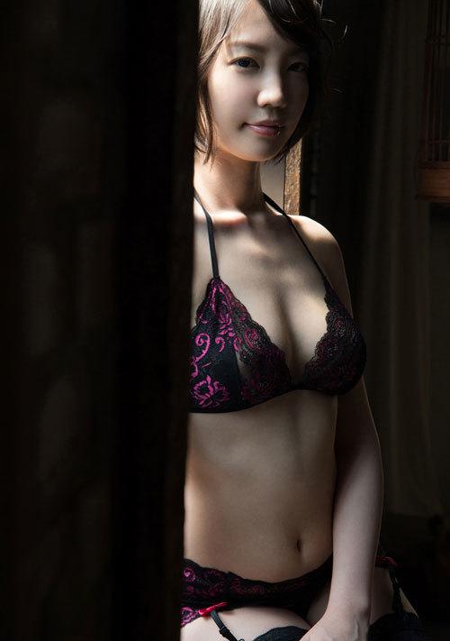 鈴木心春のFカップ美巨乳おっぱい19