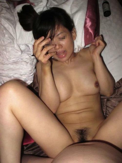 【ハメ撮りエロ画像】生々しさが伝わってくる素人の淫らなセックスに勃起不可避www