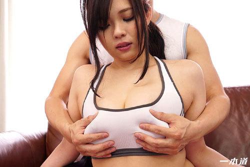 ゆうき美羽のIカップ美巨乳おっぱい21