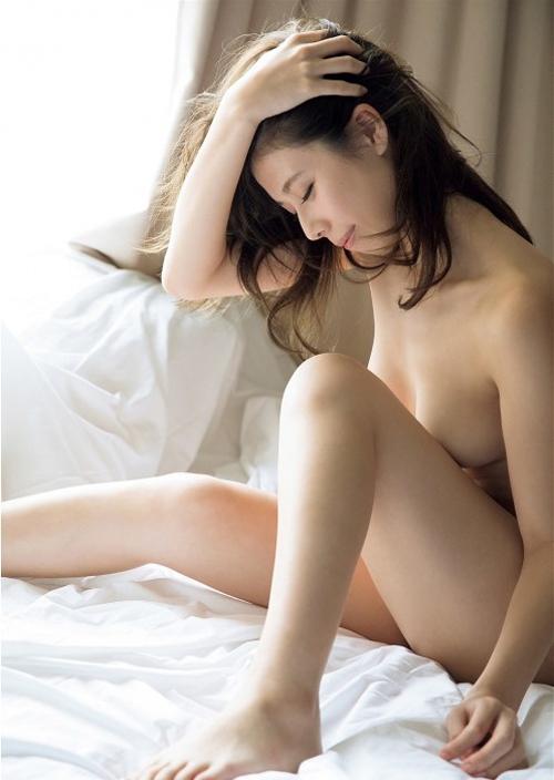 【有村藍里(有村架純の姉)写真集(i)他で大胆・全裸ヌードグラビア】画像72枚