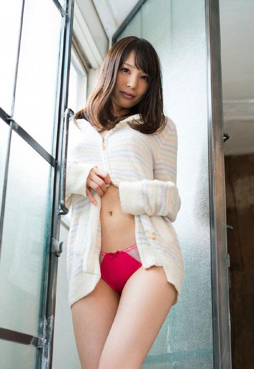 鈴村あいりのDカップ美巨乳おっぱい62