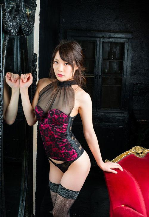 鈴村あいりのDカップ美巨乳おっぱい93