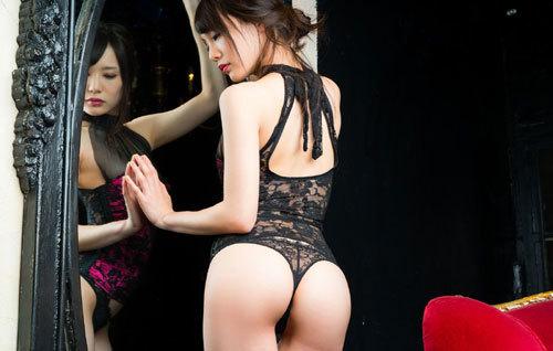 鈴村あいりのDカップ美巨乳おっぱい95