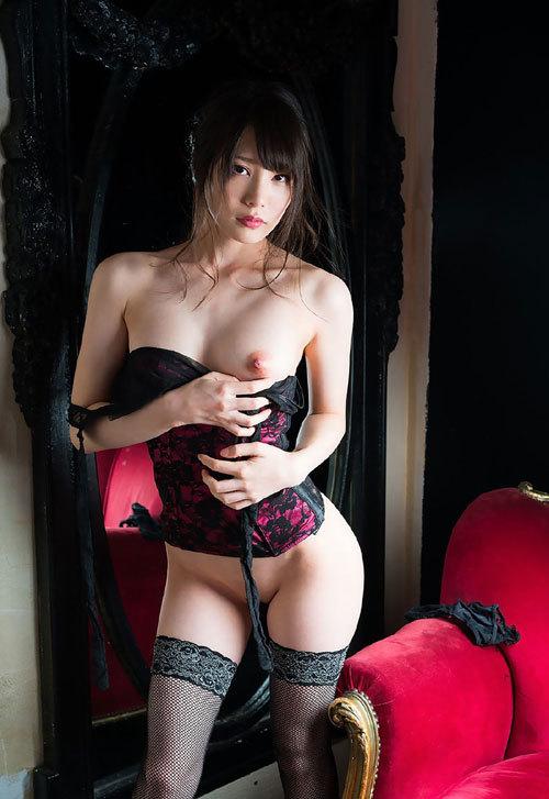 鈴村あいりのDカップ美巨乳おっぱい115