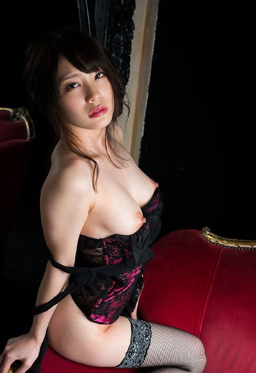 鈴村あいりのDカップ美巨乳おっぱい116